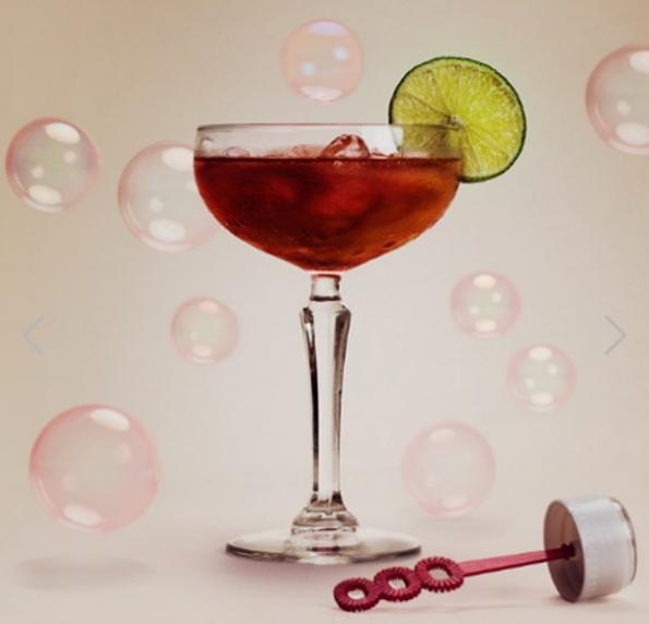 Boozy Bubbles