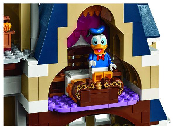 Cinderella's Castle LEGO Set