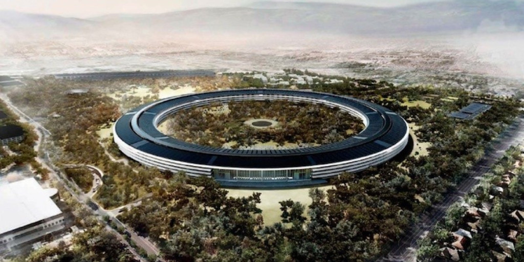 New Apple Campus