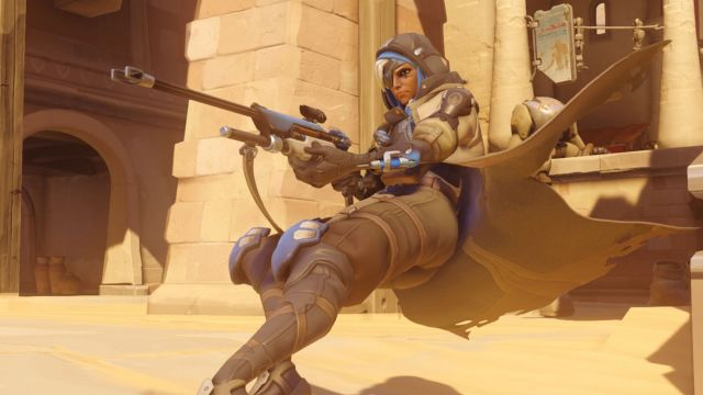 Overwatch Hero, Ana
