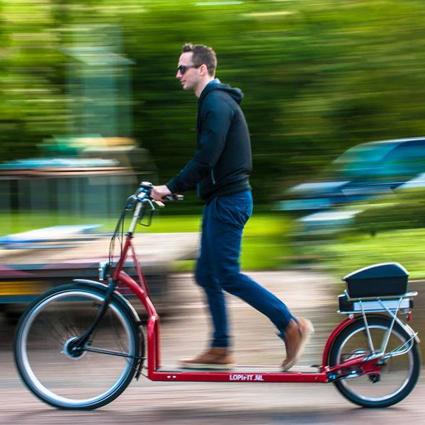 Loplift Electric Walking Bike