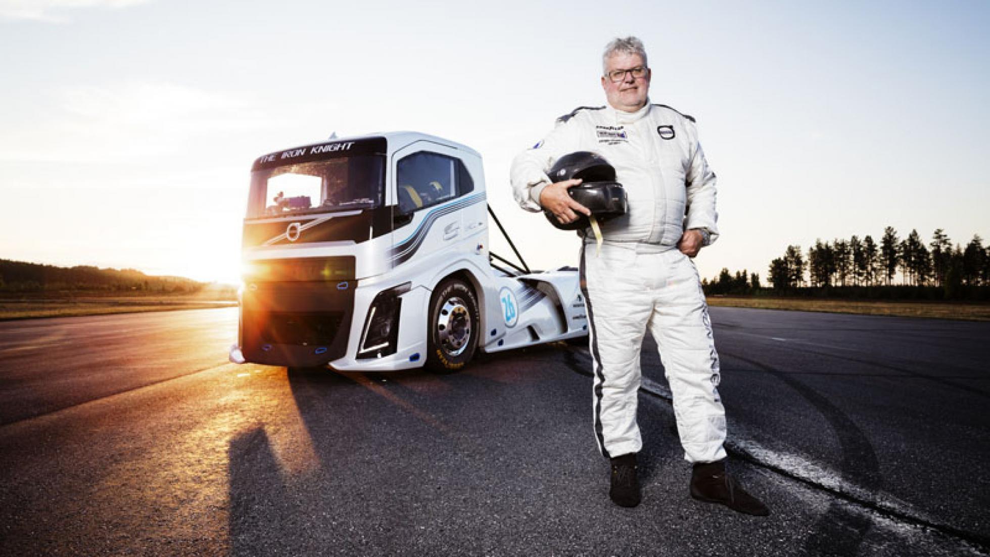 Volvo's Iron Knight