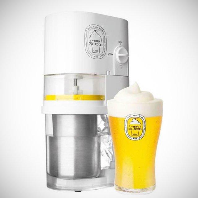 Frozen Beer Slushie Make