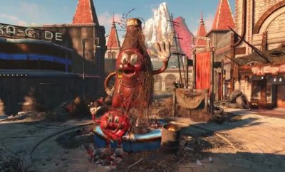 FALLOUT 4 DLC Nuka World