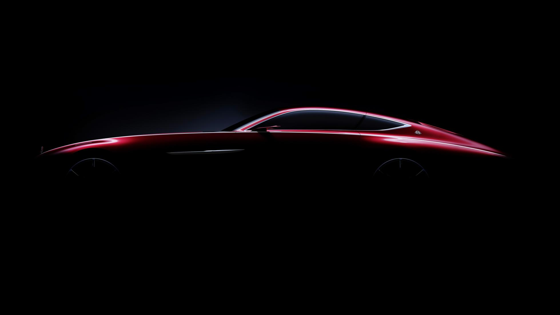 Mercedes-Maybach's New Concept