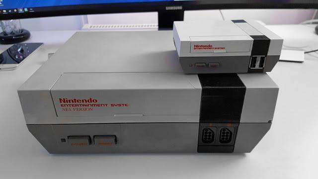 3D-Printed Miniature Nintendo