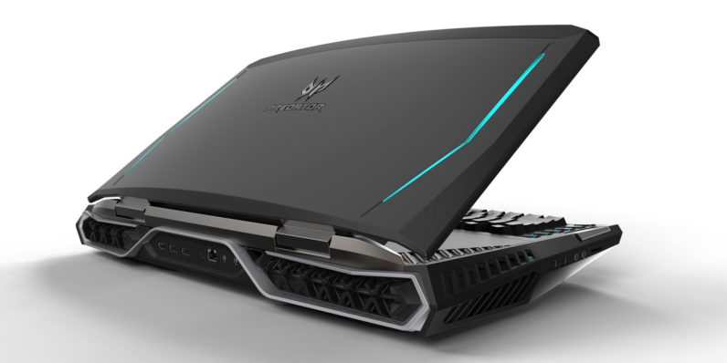 Acer's Latest Predator 21X Gaming Laptop