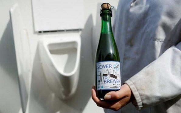 Urine Into Beer