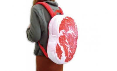 Steak Backpack