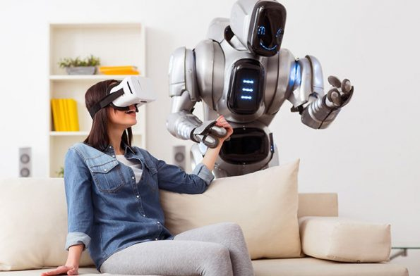 Virtual Reality Stock Photos