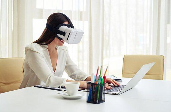 Virtual Reality Stock Photos