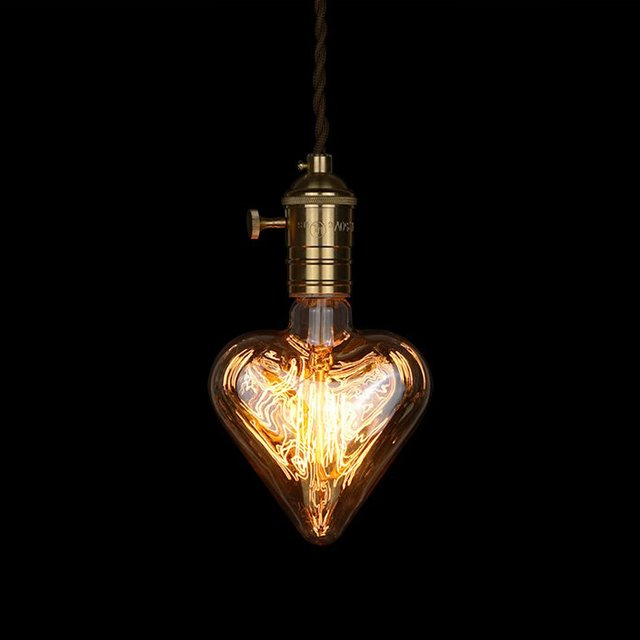 Love Me Edison Light Bulb