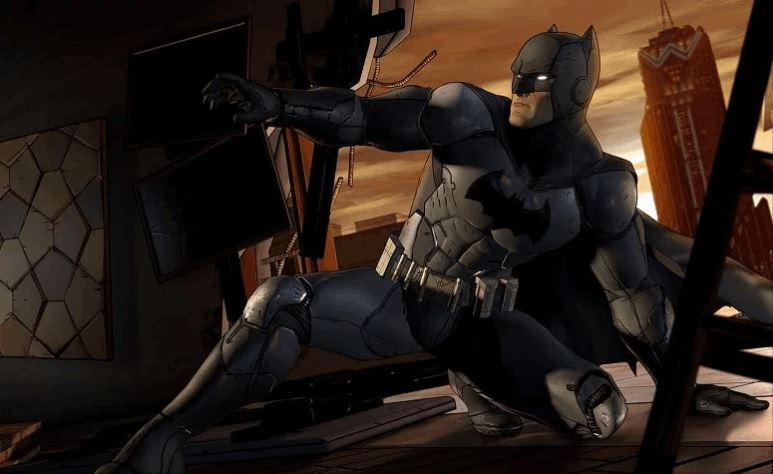Batman: The Telltale Series: Episode 2