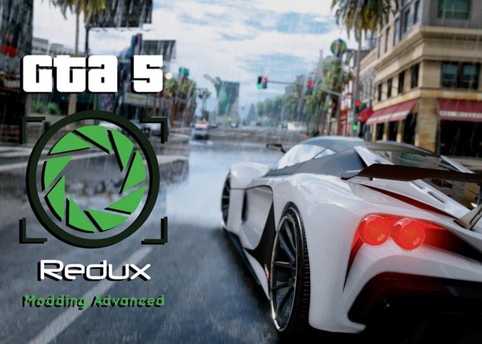 GTA 5 Redux Mod