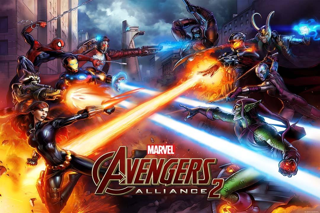 Marvel: Avengers Alliance Games