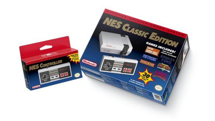 Nintendo's Mini-NES