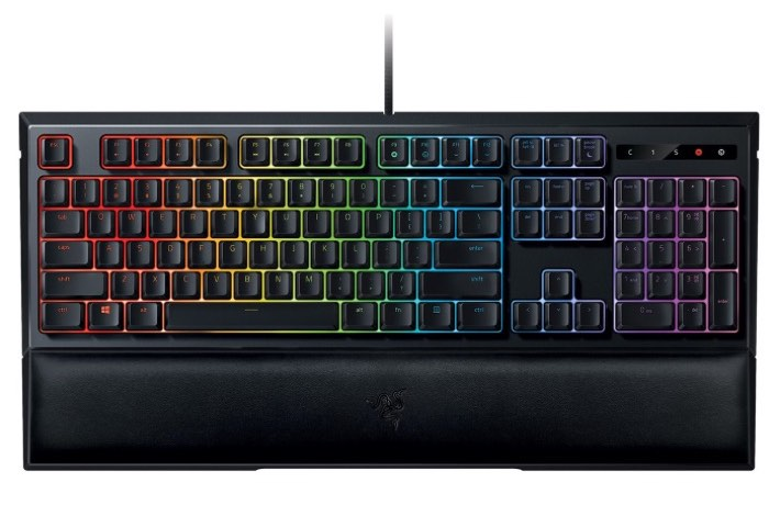 Razer Unveils The All Awesome Mecha-Membrane Technology Keyboard (2)