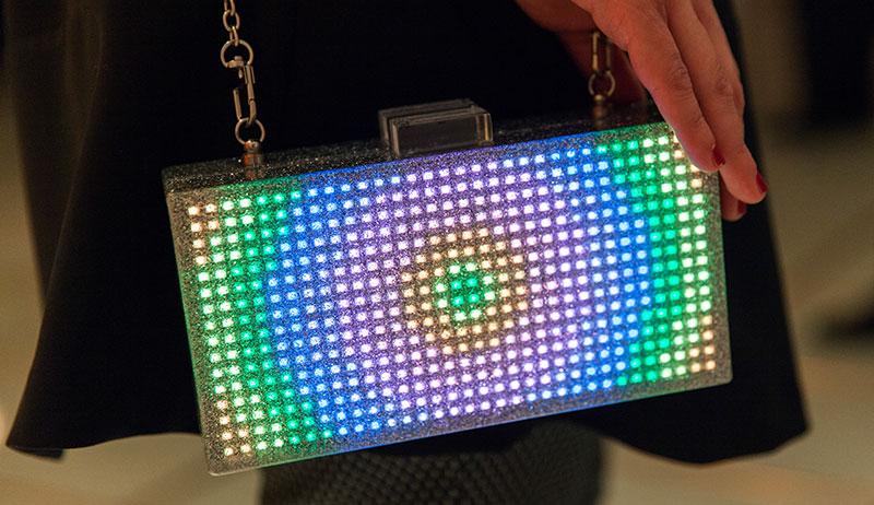 Customizable LED Clutch