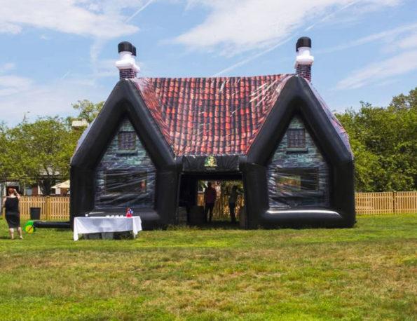 Inflatable Irish Pub