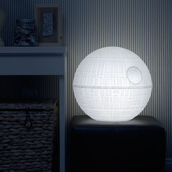 Giant Color Changing Death Star Mood Light