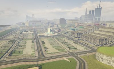 GTA San Andreas Map In GTA 5