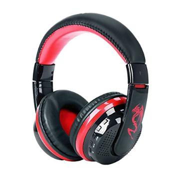 Actpe Bluetooth On the Ear Headphone Wireless Headset
