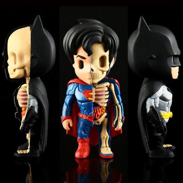 XXRAY Superheroes