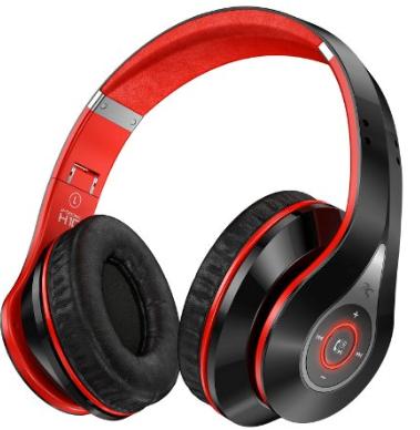 Sentey B-Trek H10 Bluetooth Headphones Wireless Headset