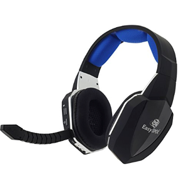 EasySMX 2.4G Optical Wireless Gaming Headset