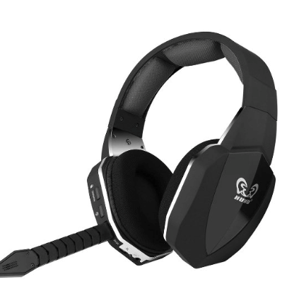 HUHD 2.4GHz Optical Wireless Gaming Headset