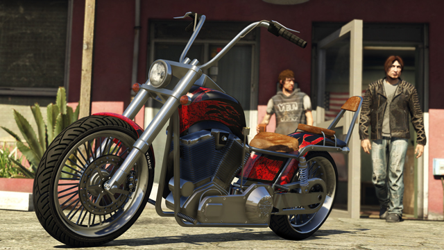GTA Online: Bikers Update