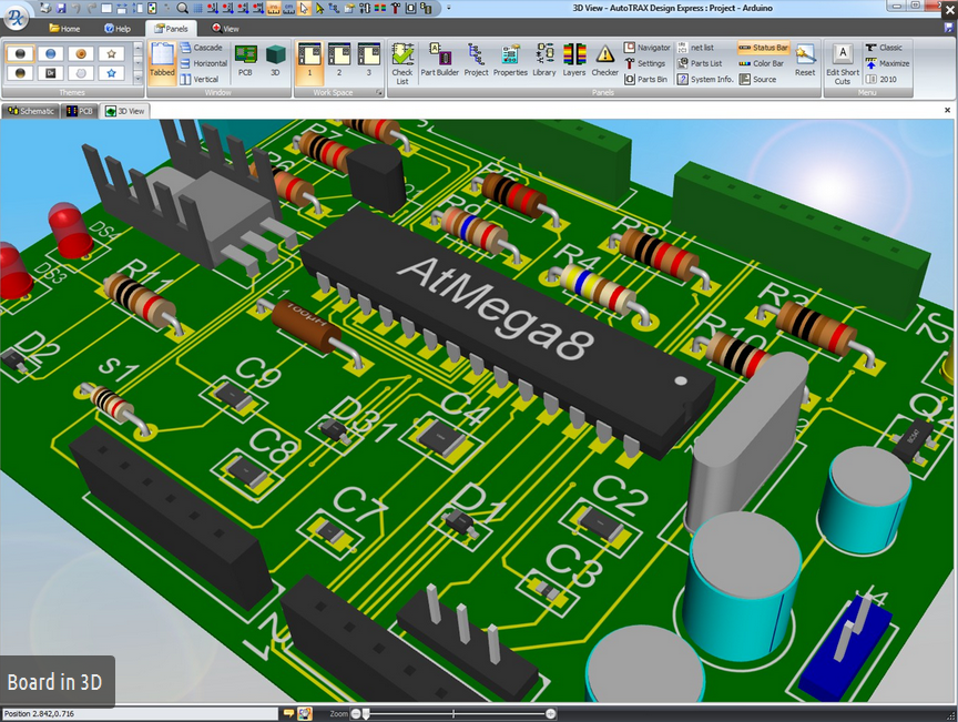 Free Pcb Cad Software Freevisions