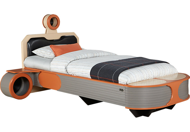 Star Wars Themed Kids Desks and Beds