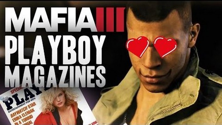 Mafia 3 Playboy Magazine