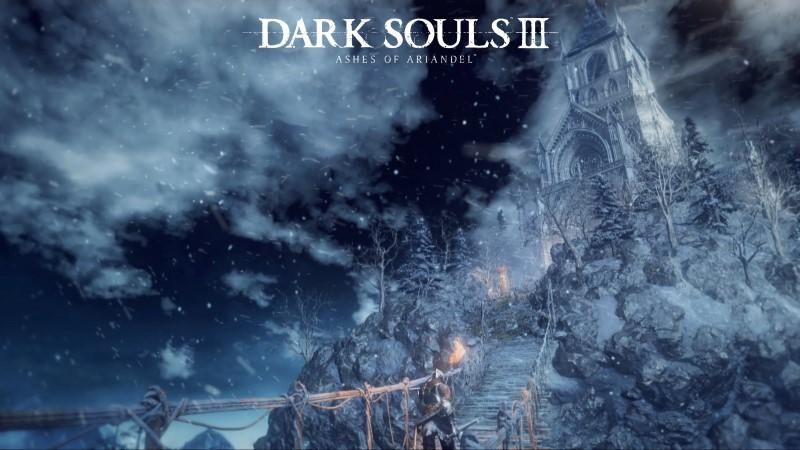 Dark Souls III 'Ashes of Ariandel'