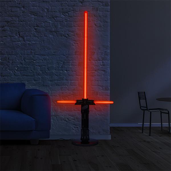 Lightsaber Lamp