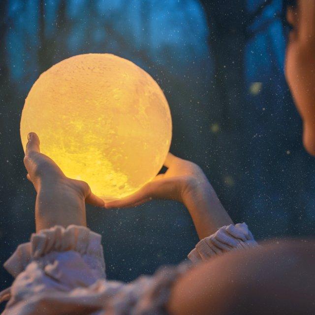 Super Moon Light