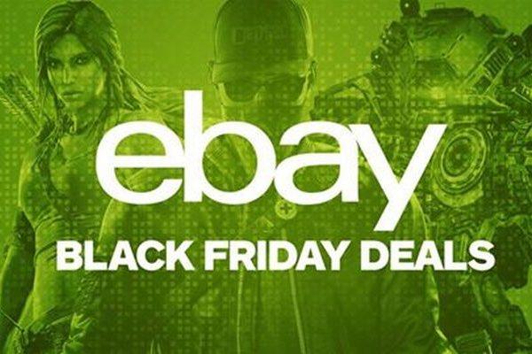 eBay black friday sale