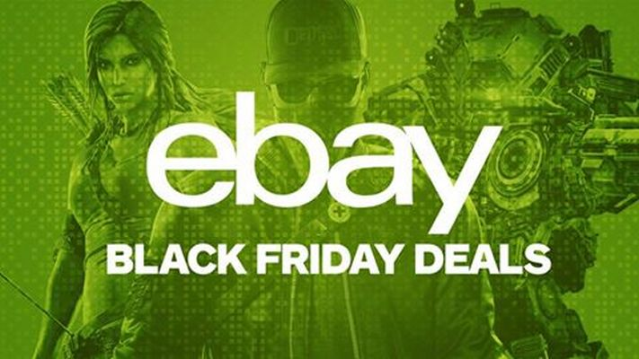 eBay black friday sale