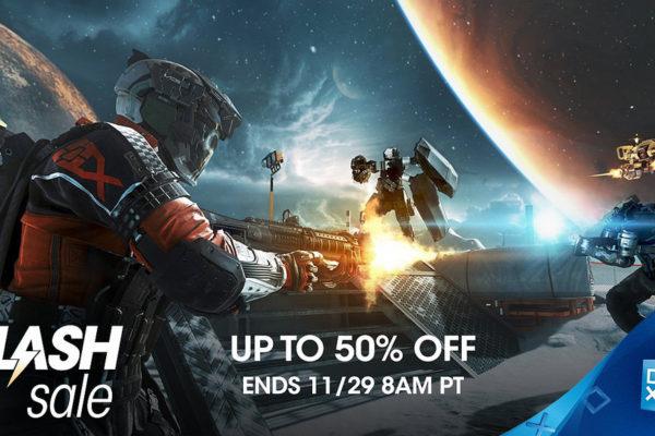 PSN Black Friday Flash Sale