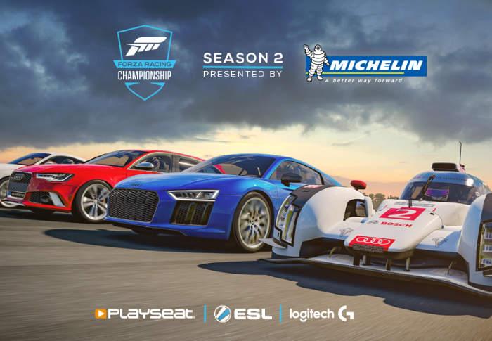 Forza Racing Championship Season 2