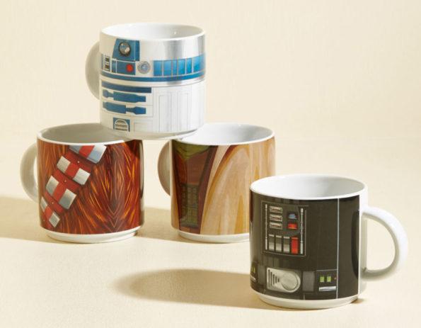 Star Wars Mug Set