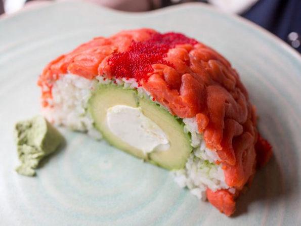 Fish Sushi Brain