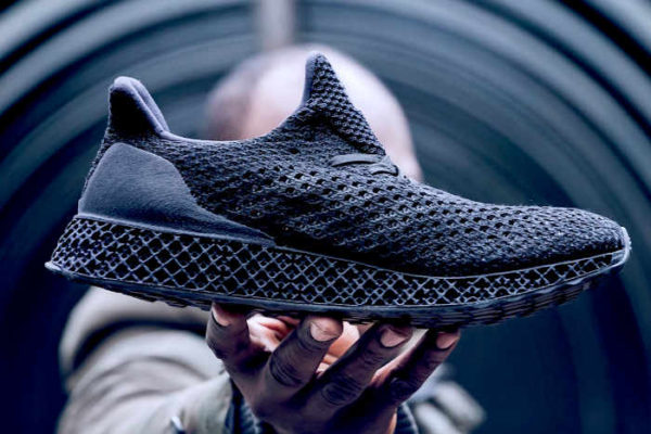Adidas 3D Printed Shoes