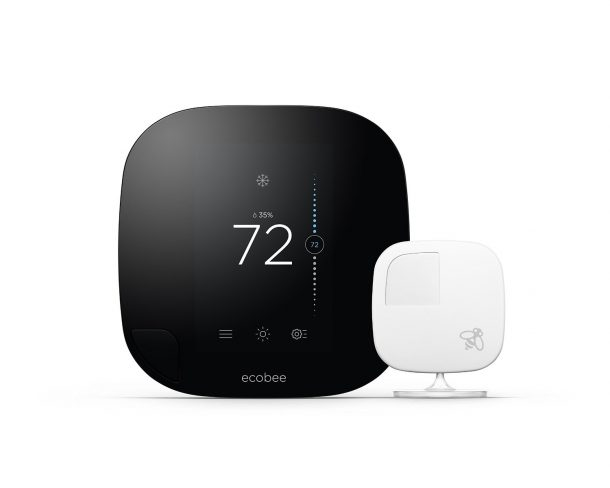 Ecobee3 Thermostat With Sensor