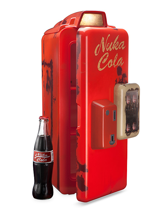 FALLOUT Nuka Cola Mini Fridge