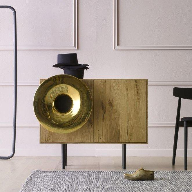 Caruso Music Cabinet by Paolo Cappello