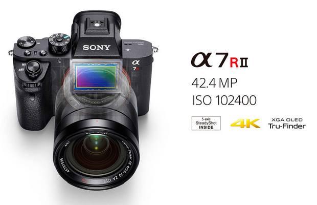 Sony A7R II Camera