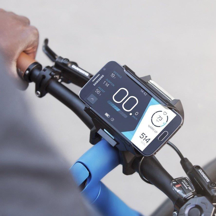 Smart Biking System
