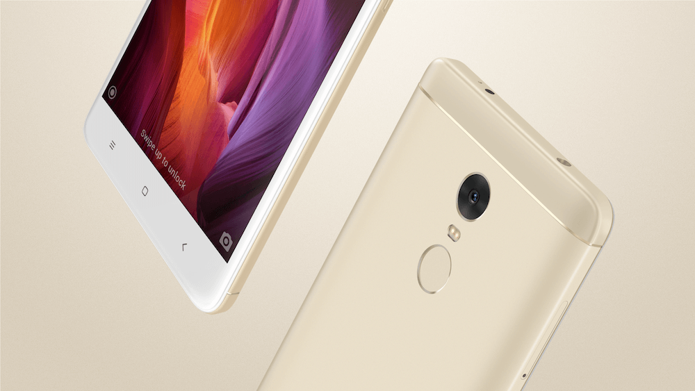 Xiaomi's Redmi Note 4